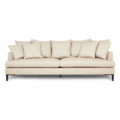tradition sofa with pillows with classic clean design and throw pillows