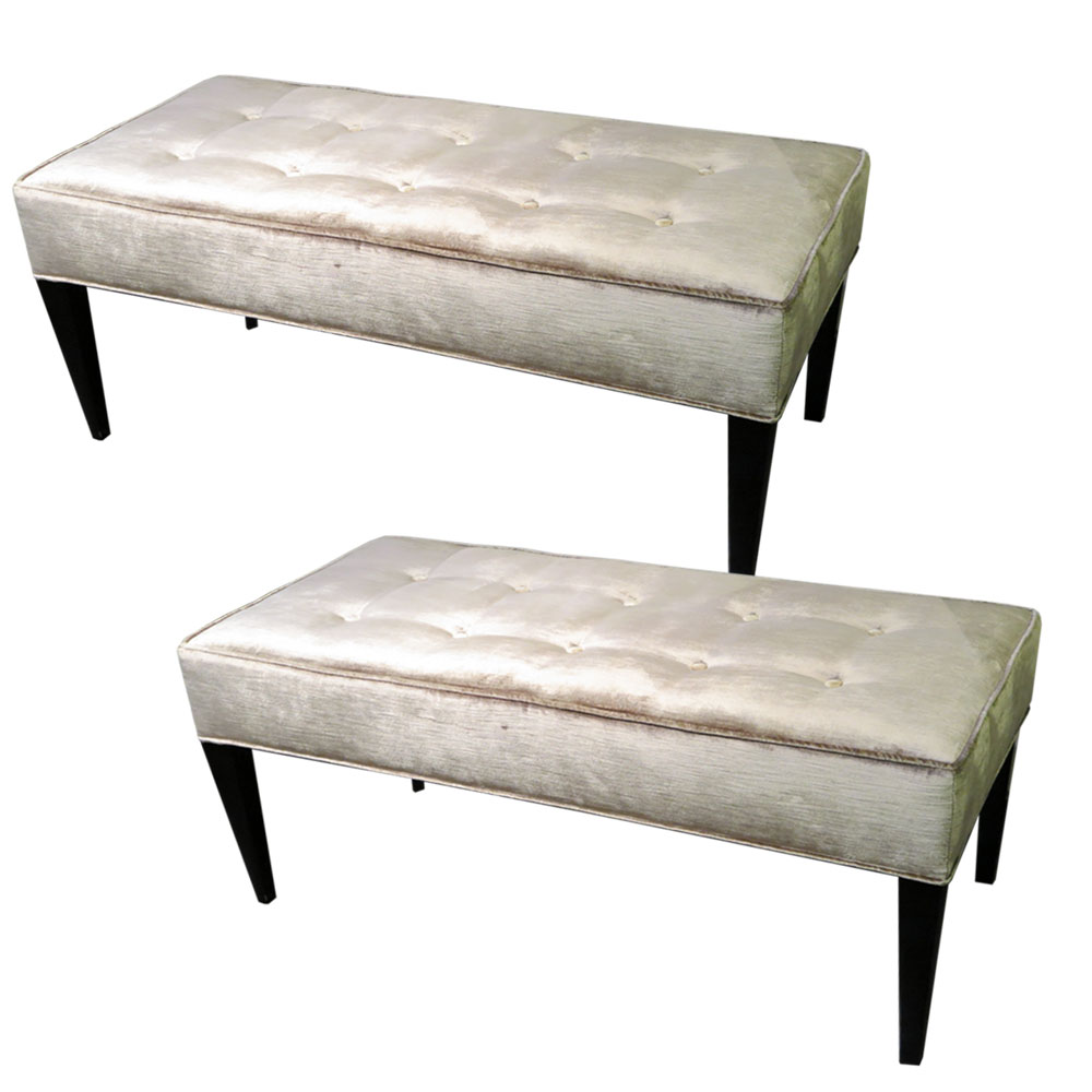 Pair of Dining Benches